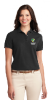 L500 Port Authority Ladies Silk Touch Polo Chesterbook Academy