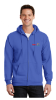 PC90ZH Port & Company - Essential Fleece Full-Zip Hooded Sweatshirt CMS - Pre-K Programs