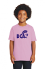 E1 - Denver Christian DCA full Front - Lavendar Denver Christian
