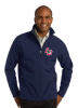 J317 - Men's Soft Shell Jacket Lincoln Charter School