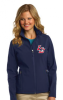 L317 - Ladies Soft Shell Jacket Lincoln Charter School