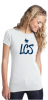 DT5001-District® - Juniors The Concert Tee-White Lincoln Charter School