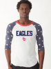 AA2089 - Design Baseball Tee Lincoln Charter School