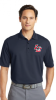 363807 - Men's Navy Nike Solid Polo Lincoln Charter School