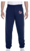 4850P - Adult 9.5 oz Elastic Bottom Pocketed Sweatpants Lincoln Charter School
