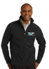 Port Authority® Men Core Soft Shell Jacket.  MedCenter Air