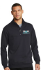 CornerStone® Mens 1/2-Zip Job Shirt. CS626. MedCenter Air