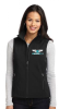 Port Authority® Ladies Core Soft Shell Vest MedCenter Air