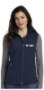 L325 - Port Authority Ladies Core Soft Shell Vest MedCenter Air