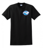G200 - Black T-Shirt NC Society for Respiratory Care