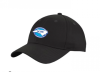 C913 - Uniforming Twill Cap - Black NC Society for Respiratory Care