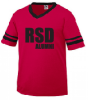 SLEEVE STRIPE JERSEY - RSD ALUMNI - Copy Rhonda's School of Dance
