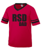 SLEEVE STRIPE JERSEY - RSD DAD Rhonda's School of Dance