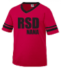 SLEEVE STRIPE JERSEY - RSD NANA Rhonda's School of Dance