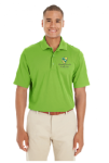 88181Ash City - Core 365 Men's Origin Performance Piqué Polo Chesterbook Academy