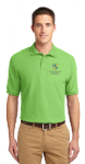 K500 Port Authority Silk Touch Polo - Copy Chesterbook Academy