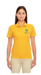 78181Core 365 Ladies' Origin Performance Piqué Polo - Copy Chesterbook Academy