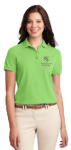 L500 Port Authority Ladies Silk Touch Polo - Copy Chesterbook Academy