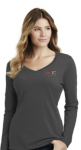 LPC450VLS Port & Company Ladies Long Sleeve V-Neck Tee CMS - Pre-K Programs