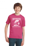 A1 - Denver Christian Defenders Sangria T-shirt -  Denver Christian