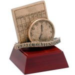 Perfect Attendance Resin Education Trophy Awards