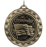 Citizenship Spin Education Trophy Awards