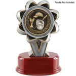 2 Insert Holder Resin Education Trophy Awards