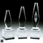 Summit Crystal Award Employee Awards