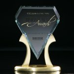 Royal Diamond Tiara Employee Awards