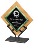Acrylic Art Galaxy Award - Green Employee Awards