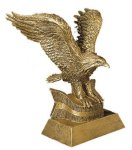 Eagle Resin Figures Employee Awards
