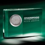 Zilo Desk Clock Executive Gift Awards
