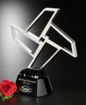 Pinwheel Glass Award Executive Gift Awards
