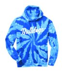 6-PC 146 Youth and Adult Royal Tie-Dye Hoodie Huntersville Elementary