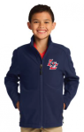 Y317 - Youth Soft Shell Jacket Lincoln Charter School