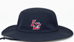 08 - 1946 Manta Ray Boonie Hat - Navy Lincoln Charter School