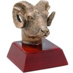 Ram Resin Mini-Series Resin Trophy Awards