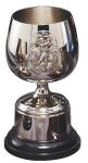 Golf Brandy Snifter Nickel Misc. Gift Awards