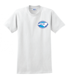 G200 - White T-Shirt North Carolina Society for Respiratory Care