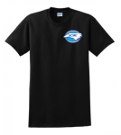 G200 - Black T-Shirt North Carolina Society for Respiratory Care