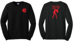 G240 BLACK LONGSLEEVE Rhonda's School of Dance