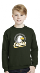 G180B - Gildan - Youth Heavy Blend Crewneck Sweatshirt Winding Springs Elementary